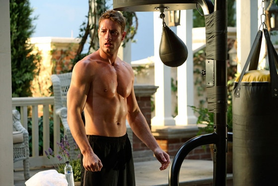 REVENGE, JUSTIN HARTLEY