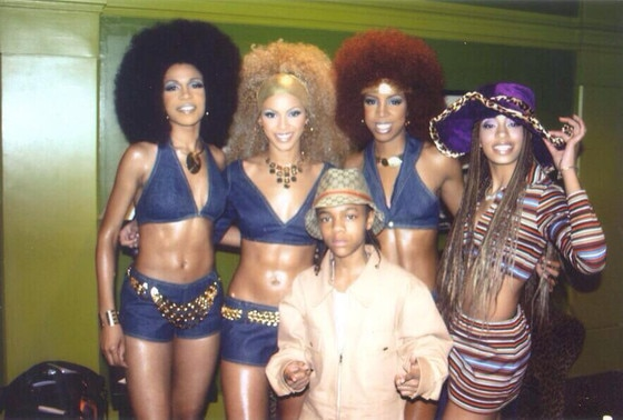 Destiny's Child, Solange, Bow Wow