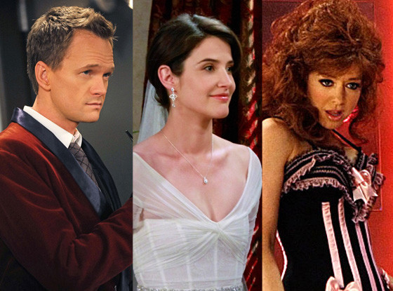 How I Met Your Mother, Fashion
