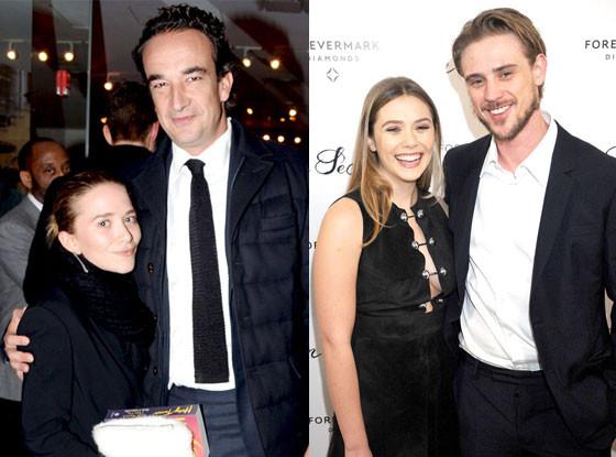 Elizabeth Olsen, Boyd Holbrook, Olivier Sarkozy, Mary-Kate Olsen