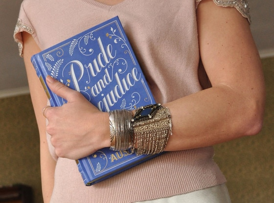 Fabulist Book Clutch