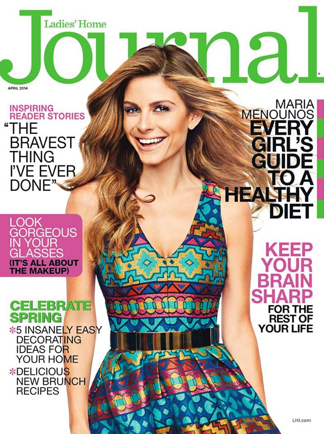 Maria Menounos, Ladies Home Journal