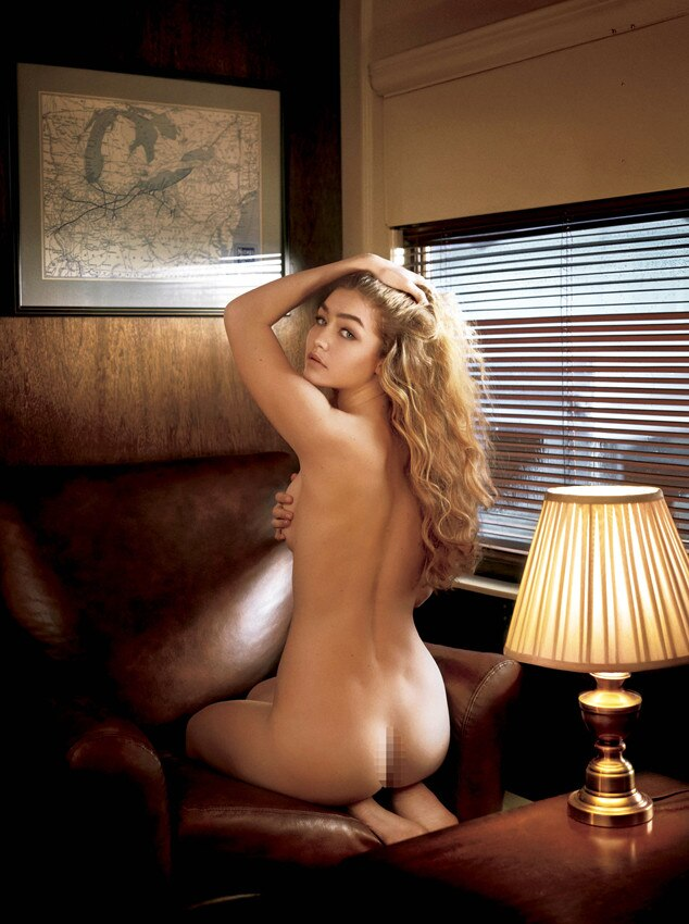 Gigi Hadid, VMAN