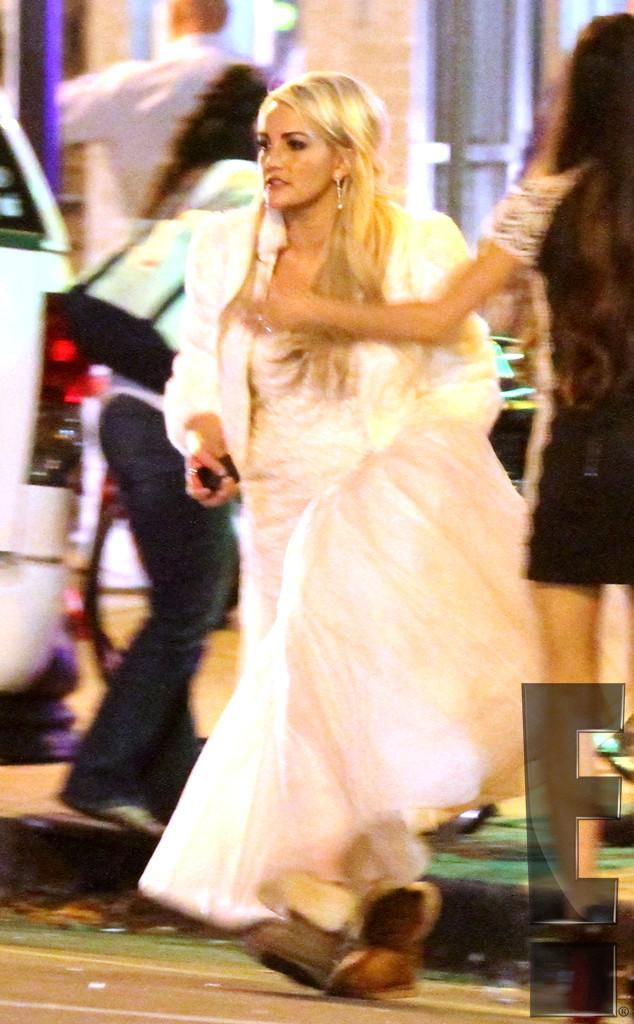 Jamie Lynn Spears, Britney Spears, Wedding
