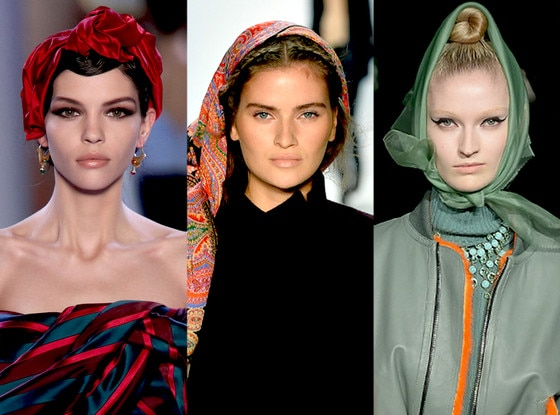 Headscarves, Scarf