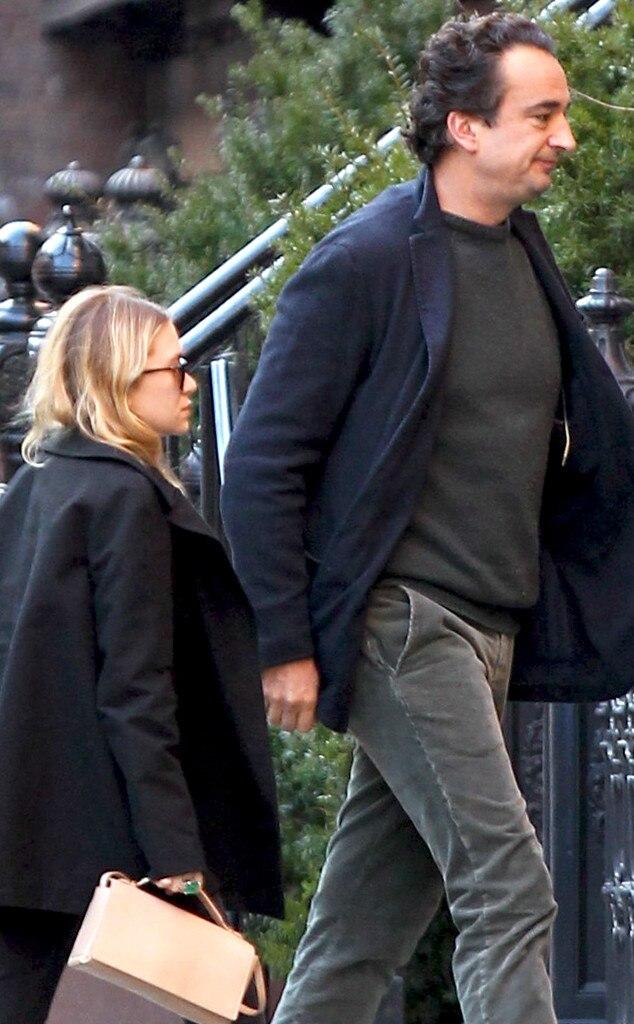 Mary Kate Olsen, Mary-Kate Olsen, Olivier Sarkozy