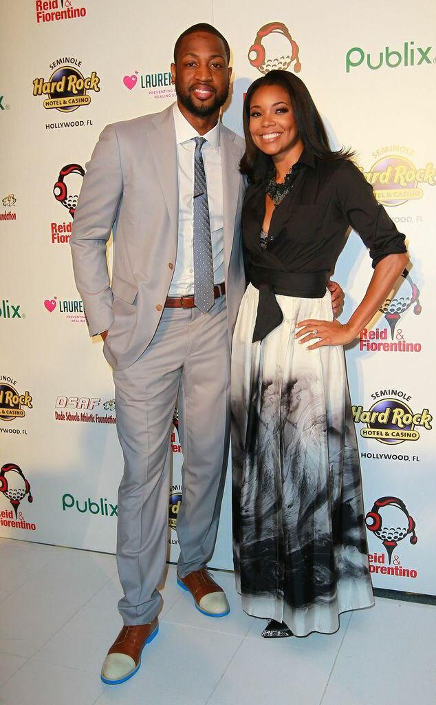 Dwayne Wade, Gabrielle Union