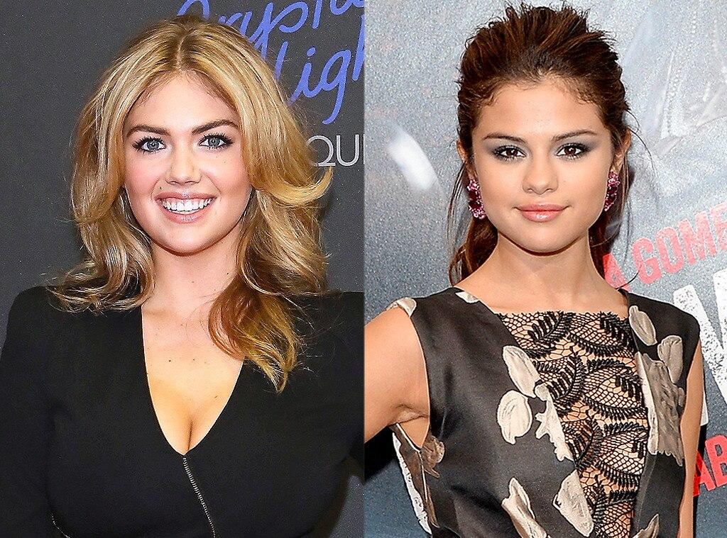 Selena Gomez, Kate Upton, Same Age Gallery
