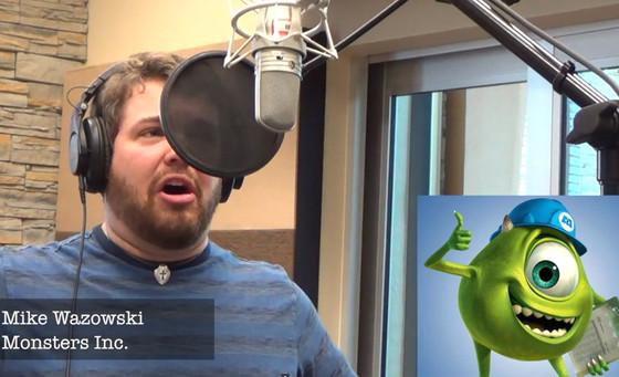 Disney and Pixar Let It Go