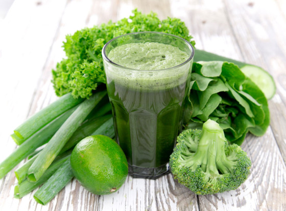St. Patrick's Day, Green Smoothie