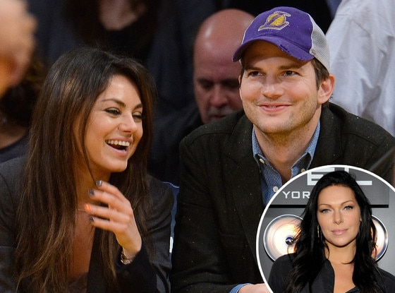 Laura Prepon, Mila Kunis, Ashton Kutcher