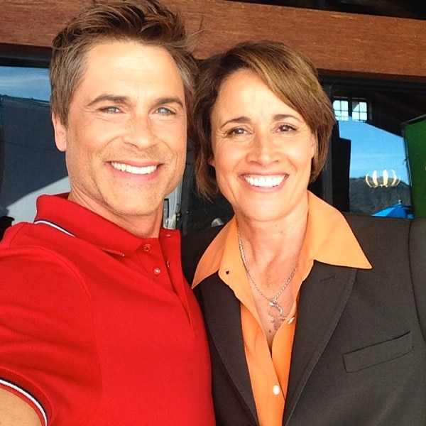 Rob Lowe, Instagram