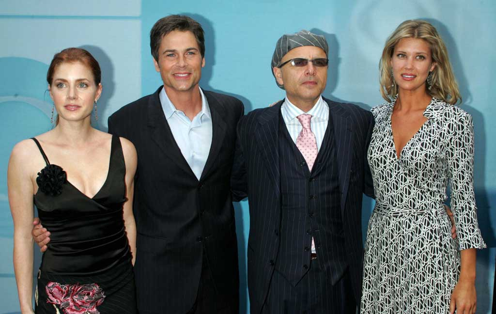 Amy Adams, Rob Lowe, Joe Pantoliano, Sarah Lancaster