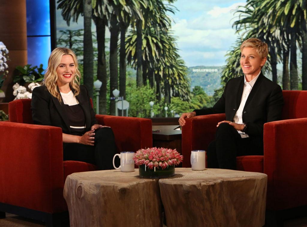 Kate Winslet, Ellen Show