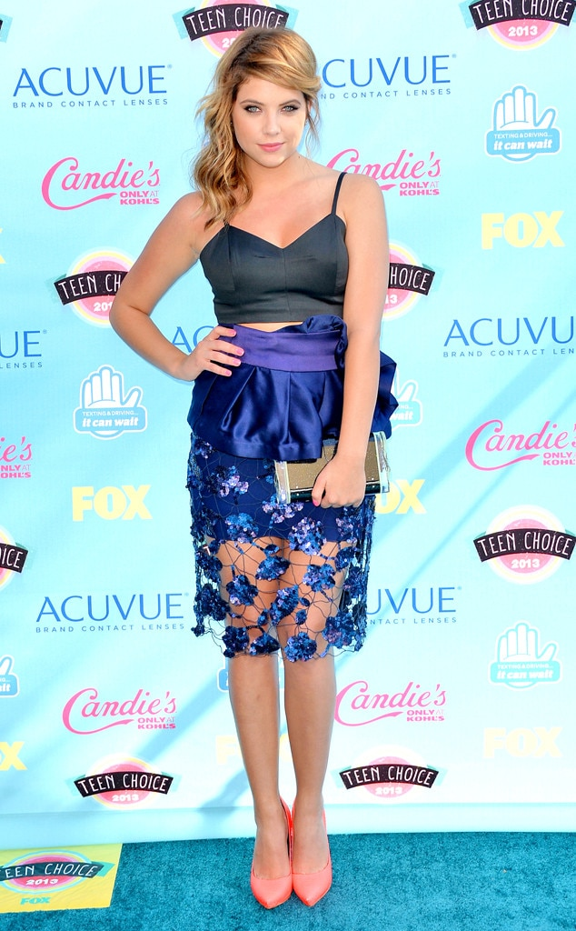 Pretty Little Liars Looks, Ashley Benson