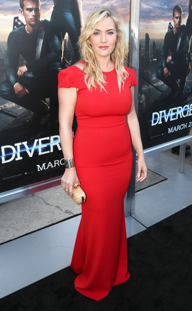 Kate Winslet, Divergent