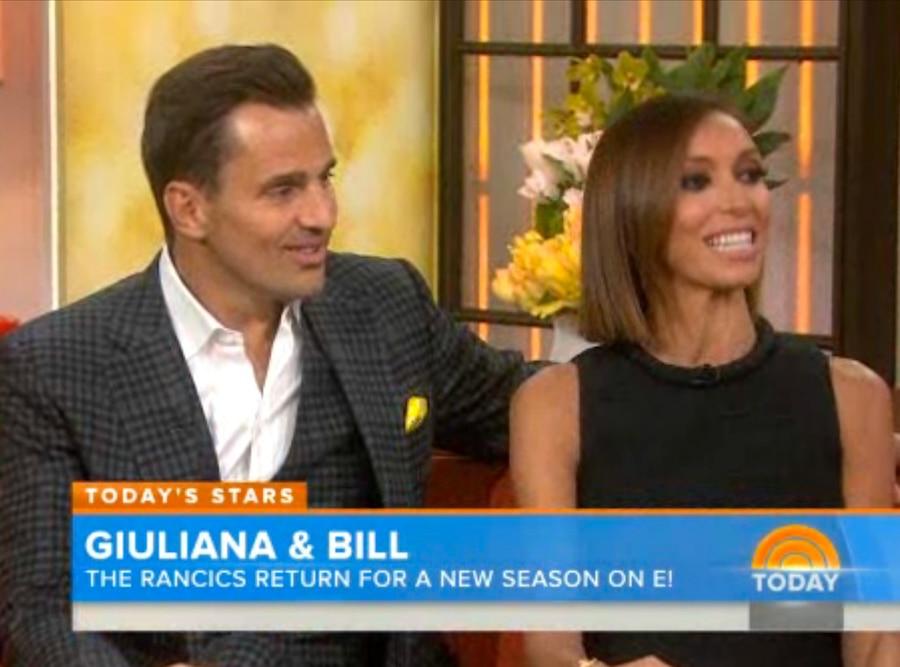 Giuliana Rancic, Bill Rancic
