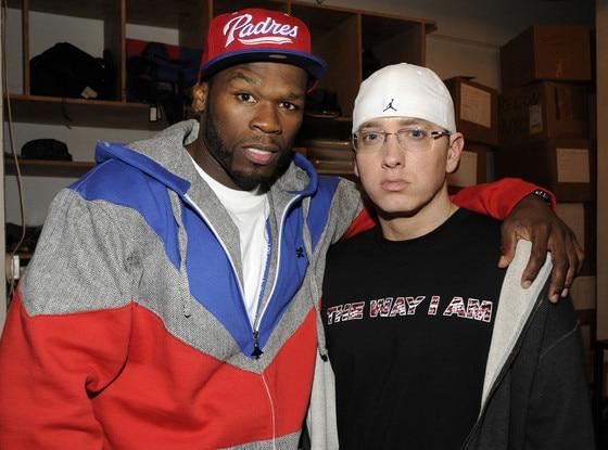 50 Cent, Eminem