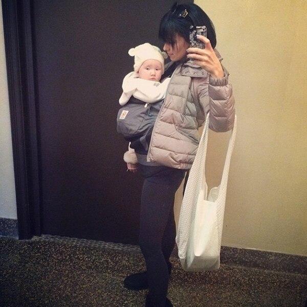 Hilaria Baldwin, Instagram