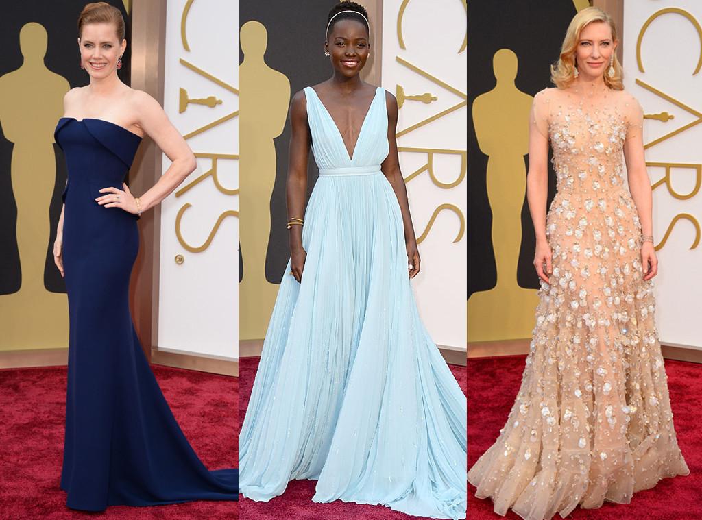 Amy Adams, Lupita, Nyong'O, Cate Blanchett, Oscars