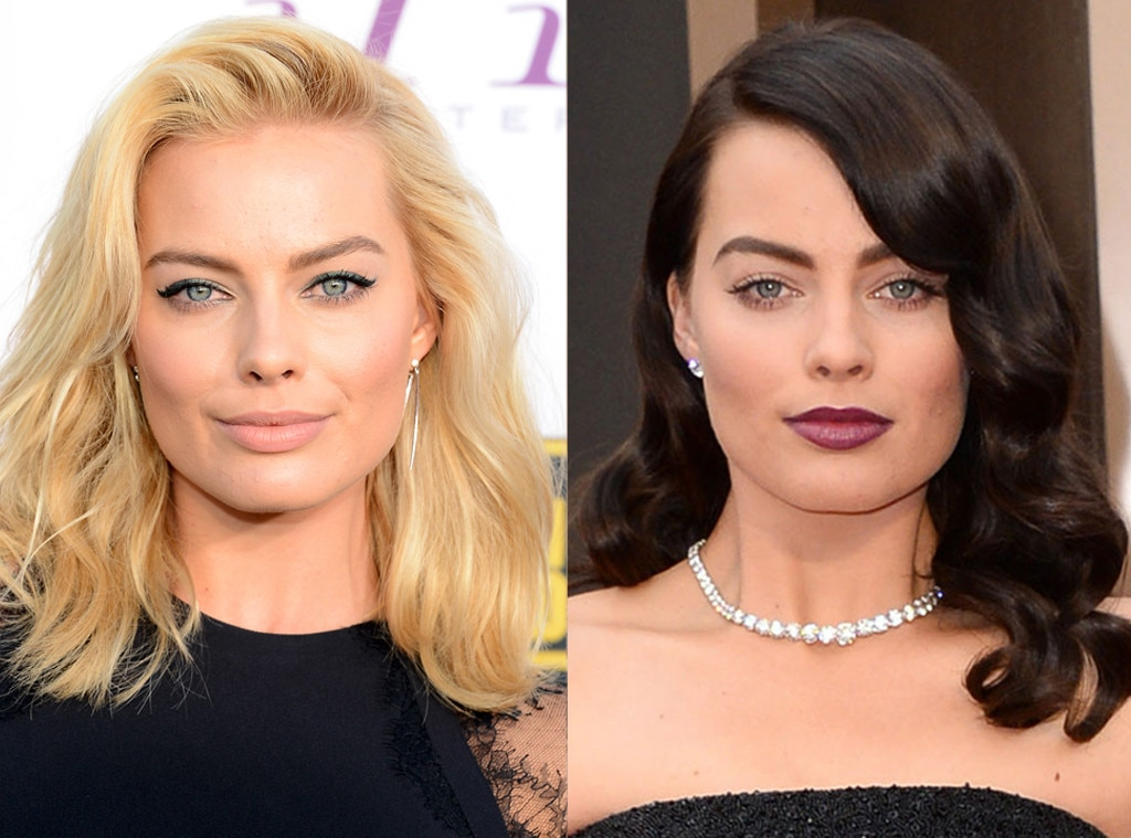 Margot Robbie, Ocsars, Hair