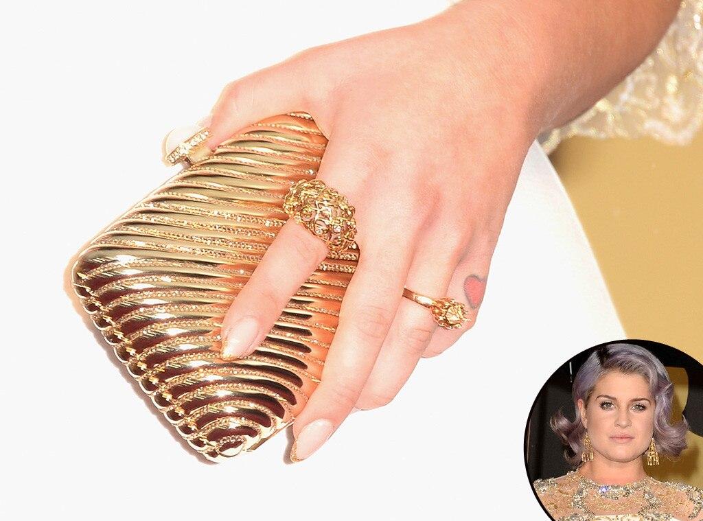 Kelly Osbourne, Oscars, Manicure
