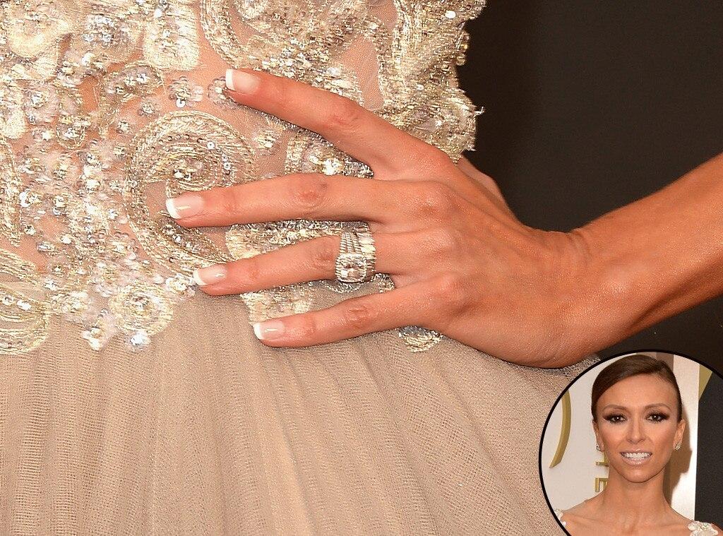 Giuliana Rancic, Oscars, Manicure