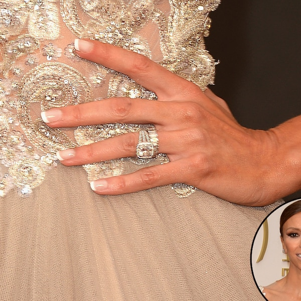 giuliana rancic from best manicures of the 2014 oscar awards e news canada - Giuliana Rancic Wedding Ring