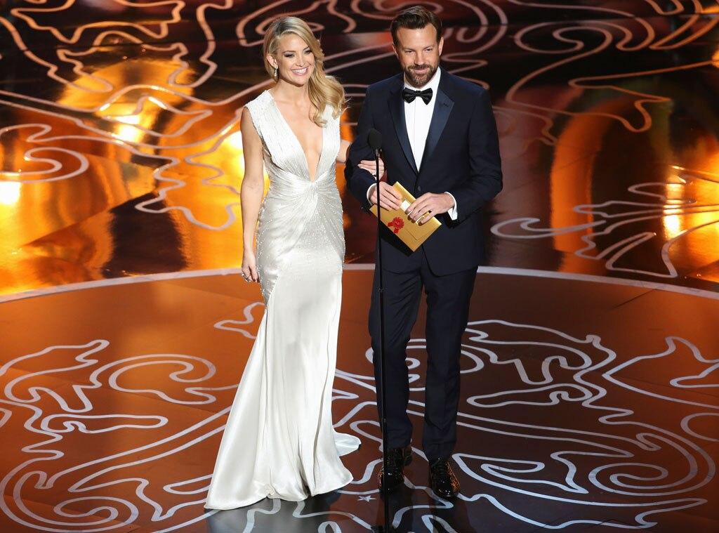 Kate Hudson, Jason Sudeikis, Oscars Presenters