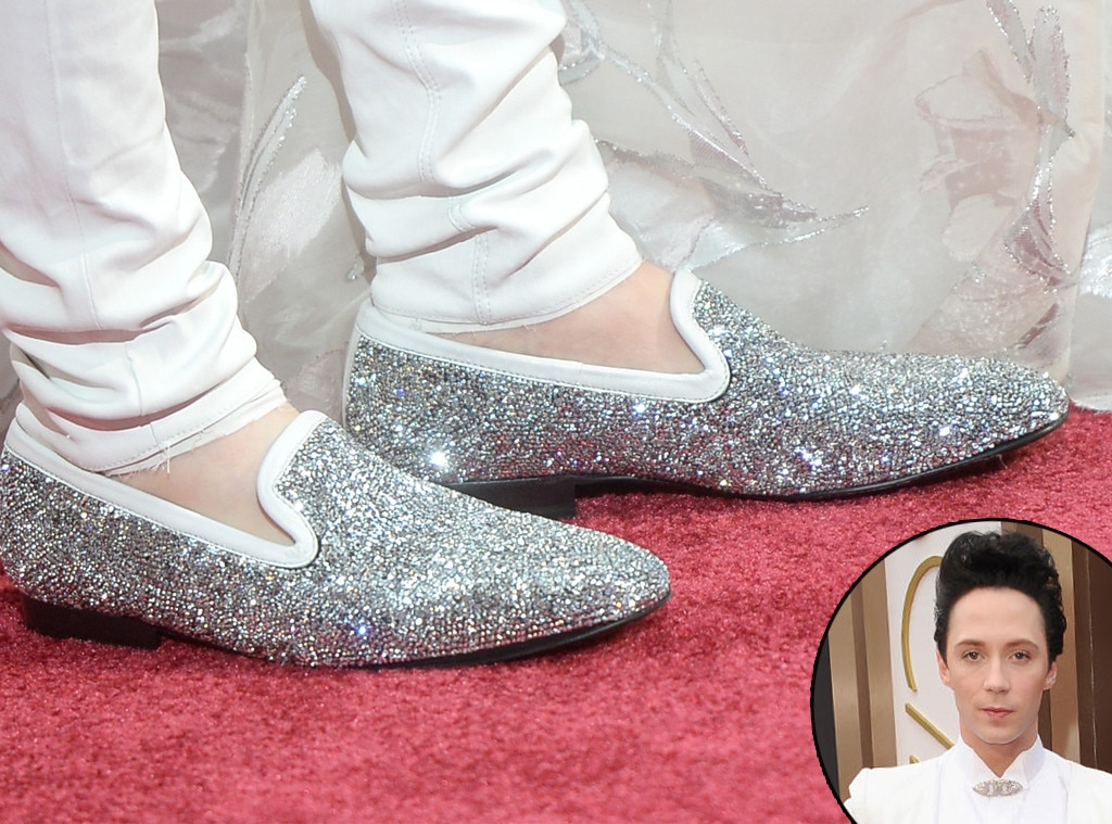 Johnny Weir, Best Accessories, Oscars