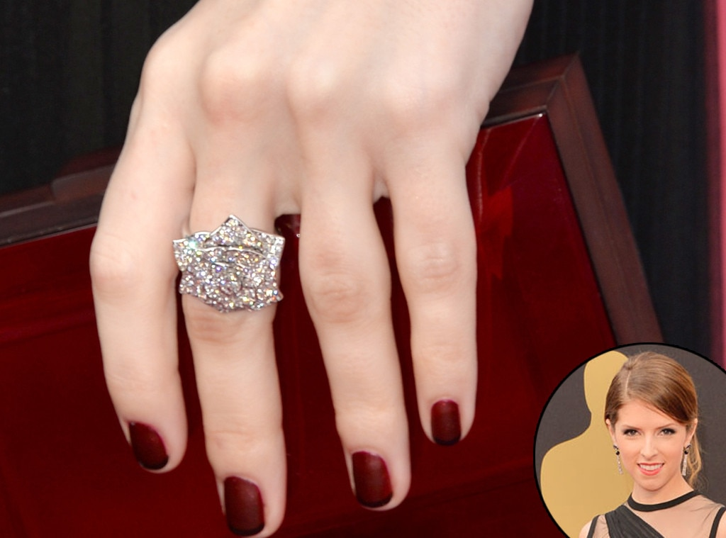 Anna Kendrick, Best Accessories, Oscars
