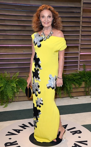 Diane von Furstenberg, Vanity Fair Oscar Party