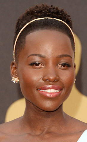 Lupita Nyong'O, Best Accessories, Oscars
