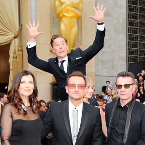 Benedict Cumberbatch, U2