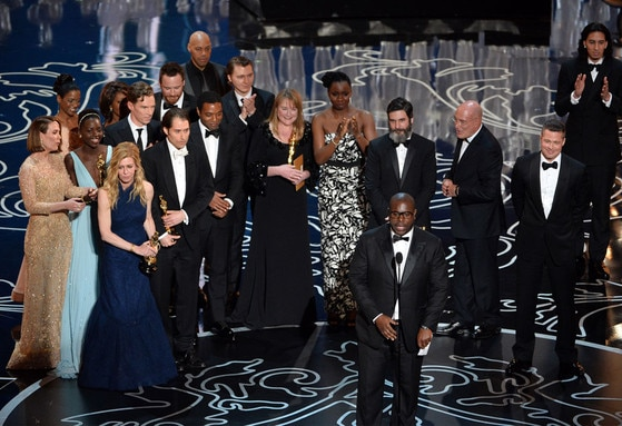 12 Years a Slave Cast, Oscars Winners