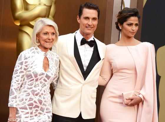 Mary Kathlene McCabe, Matthew McConaughey, Camila Alves