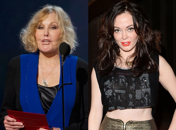 Kim Novak, Rose McGowan