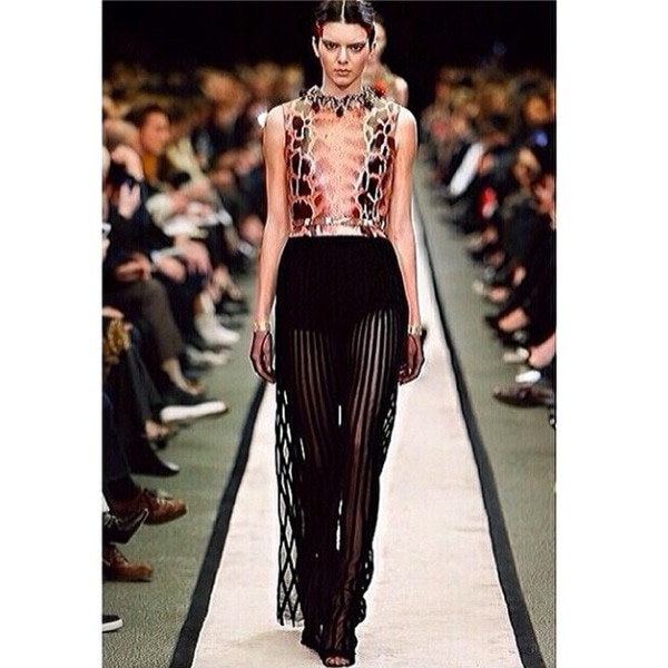 Kendall Jenner, Givenchy