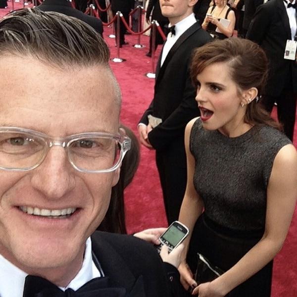 Marc Malkin, Emma Watson, Instagram, Oscars