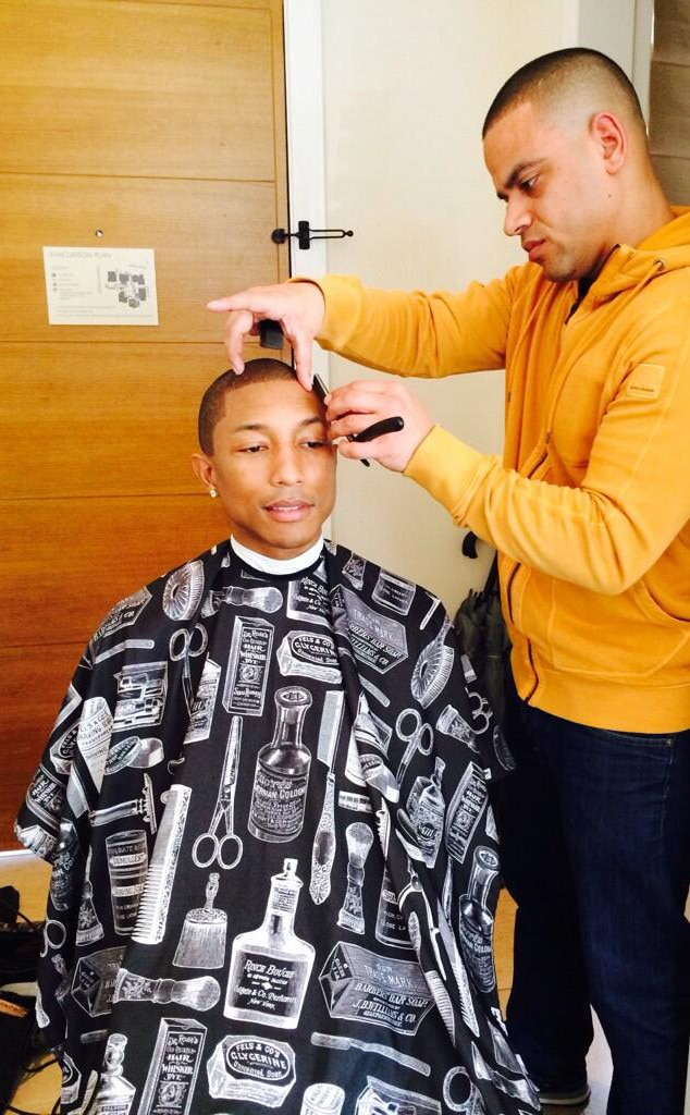 Pharrell, Twitter, Oscars