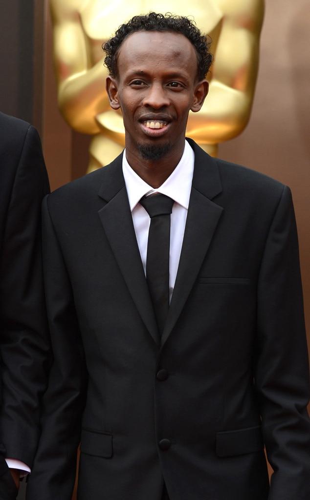 Barkhad Abdi, Oscars