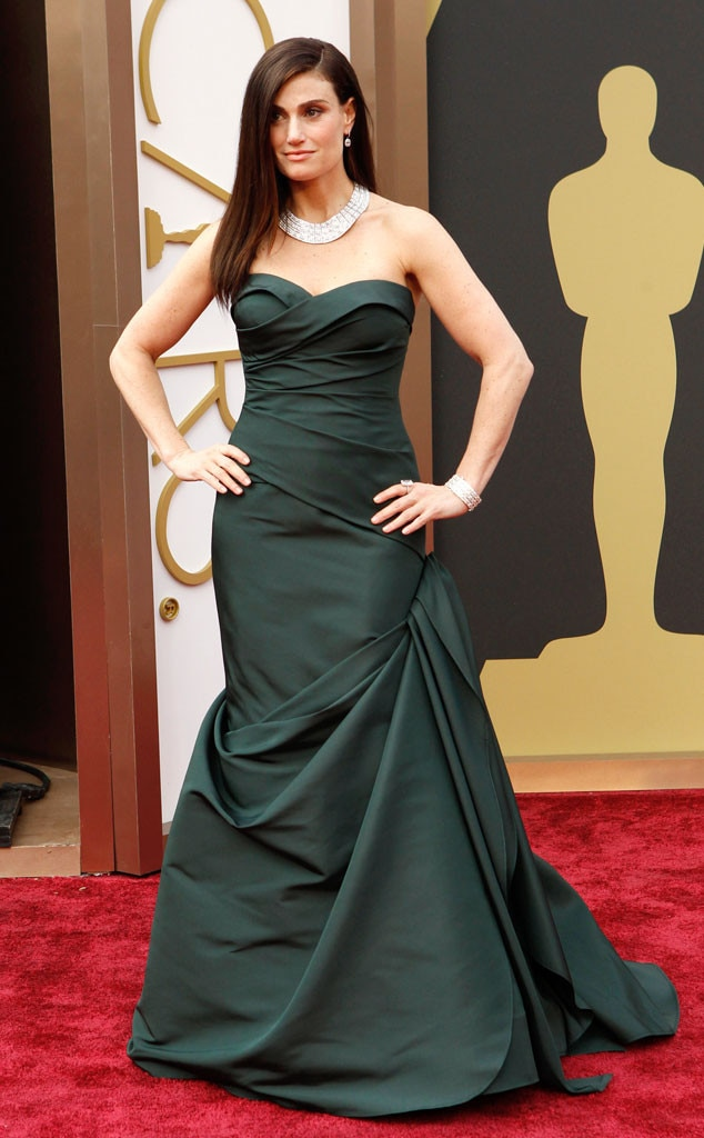 Idina Menzel, Oscars