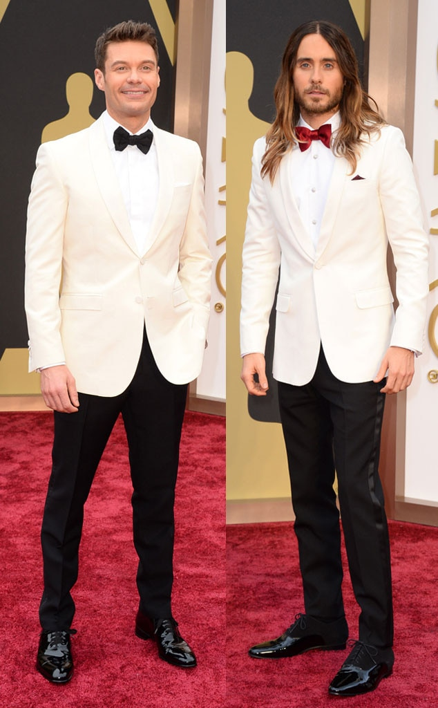Jared Leto, Ryan Seacrest, Oscars, BSML
