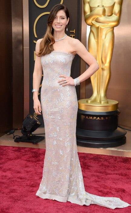 Jessica Biel, Oscars
