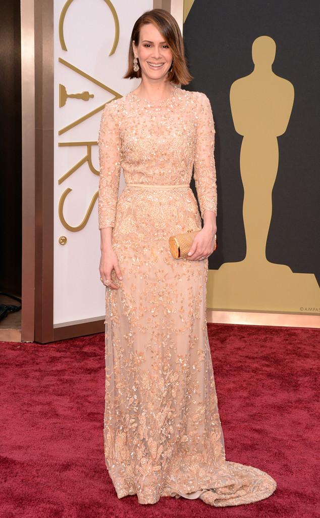 Sarah Paulson, Oscars