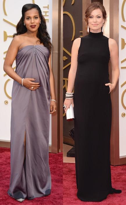 Kerry Washington, Olivia Wilde, Oscars