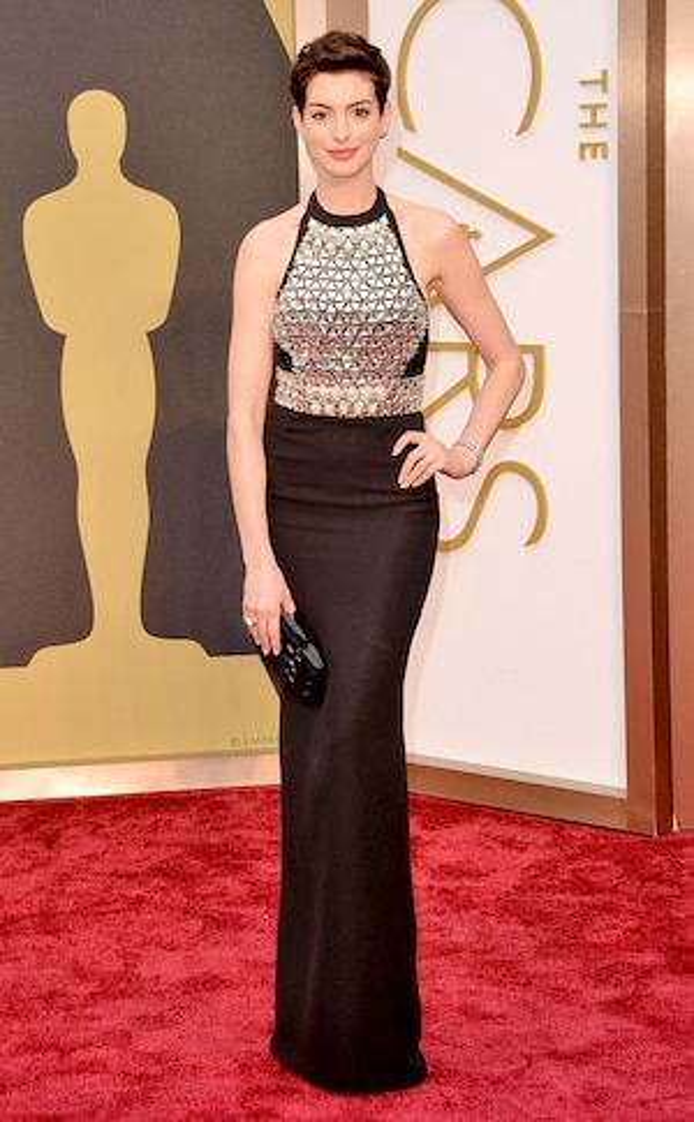 Anne Hathaway, Oscars