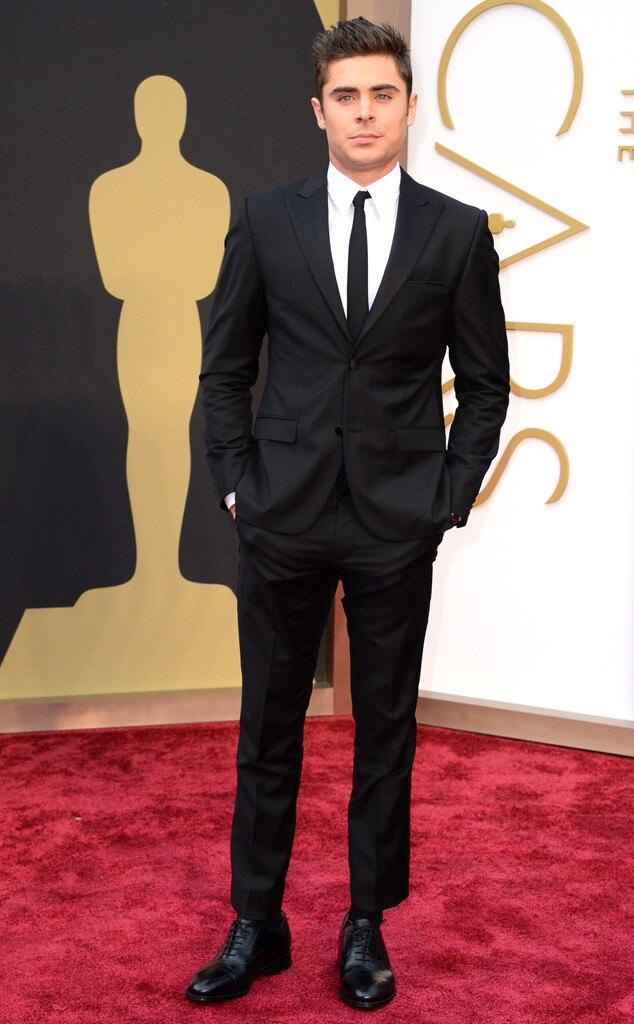 Zac Efron, Oscars