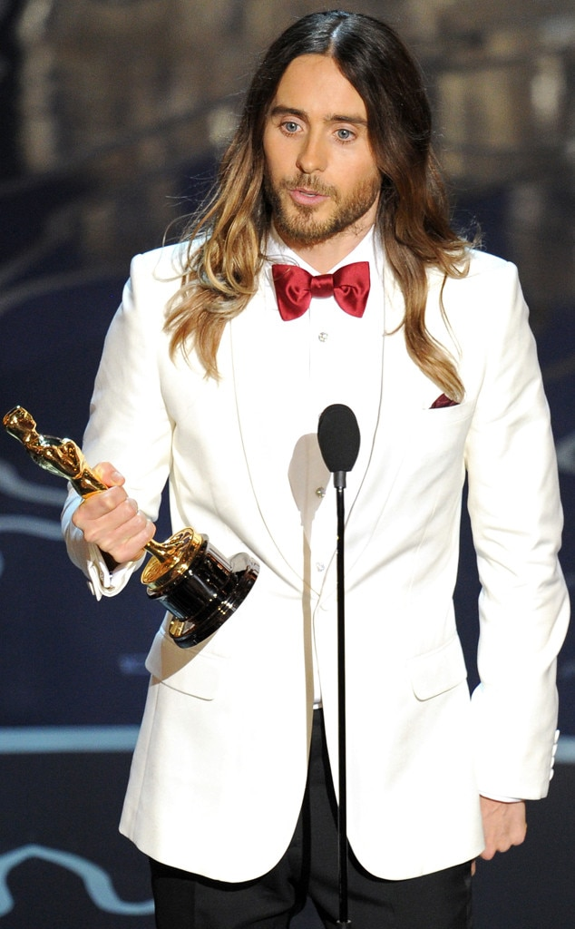 Jared Leto, Oscars, Winners