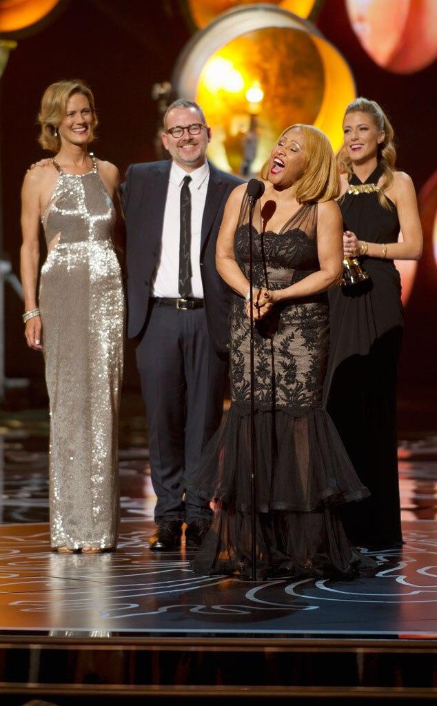 Catherine Martin, Oscars Winners, Janet Friesen, Morgan Neville, Caitrin Rogers, Darlene Love
